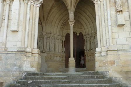 Candes Saint Martin