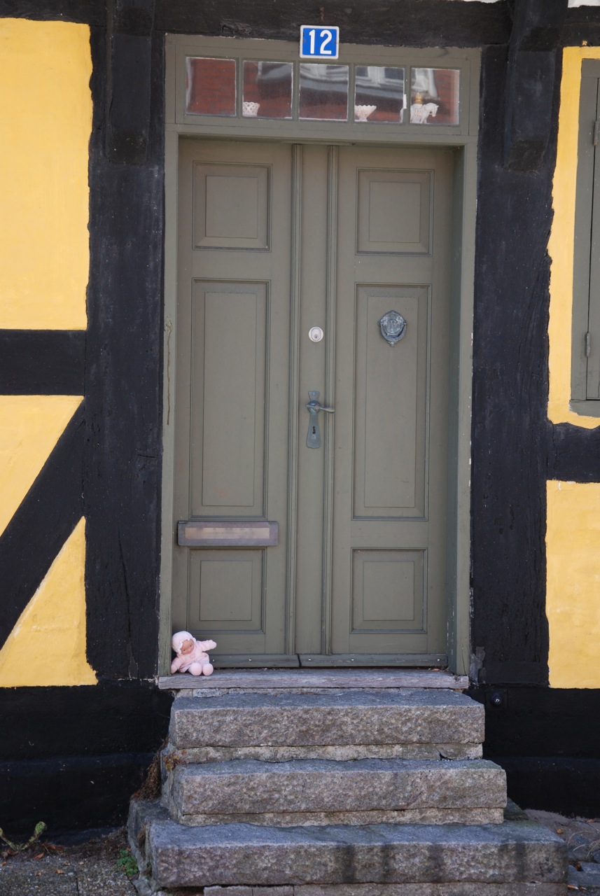 porte danoise