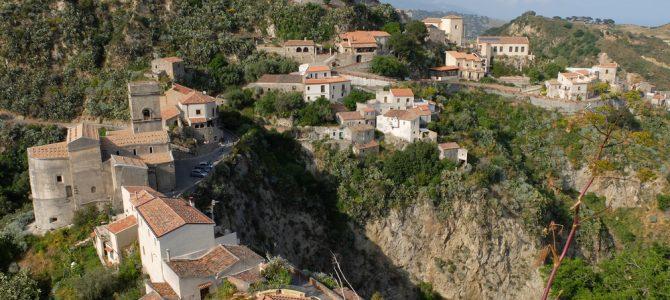 Carte postale de Sicile – tarjeta postal desde Sicilia 2/5
