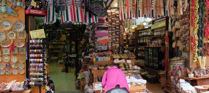 Carte postale de Sicile – tarjeta postal desde Sicilia 1/5