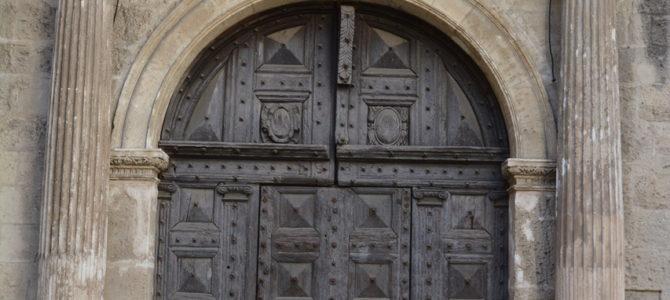 Portes à Arles